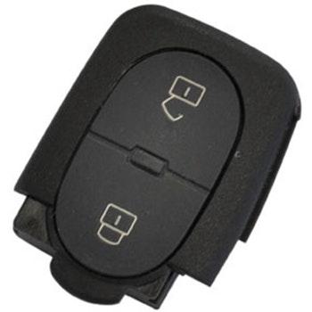 Capa do Telecomando 2 Botões - Universal - 22142 - Unitário