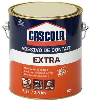 Cola de Contato Extra 2,8Kg Henkel