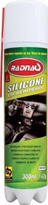 Silicone - Radnaq - RQ6030 - Unitário