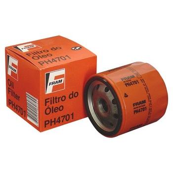Filtro de Óleo (Mix Filtro) - Fram - PH4701 - Unitário