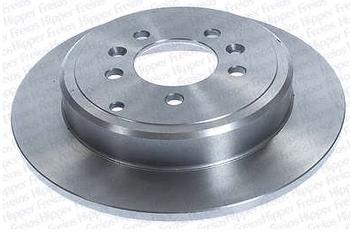 Disco de Freio Sólido sem Cubo - Hipper Freios - HF 44A - Par