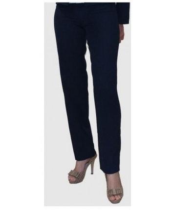 Calça Social - Mix Confecções - Azul Marinho-42 - Unitário
