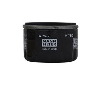 Filtro de Óleo Lubrificante - Mann-Filter - W 75/2 - Unitário
