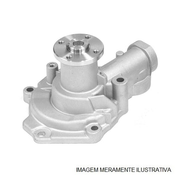 Bomba D'Água - Original Volkswagen - 2T2121004A - Unitário