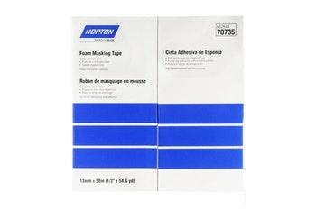 Fita espumada Premium 13mmx50m - Norton - 63642506887 - Unitário
