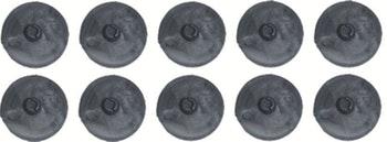 Reparo do Feixe de Molas - Kitsbor - 305.0621 - Par