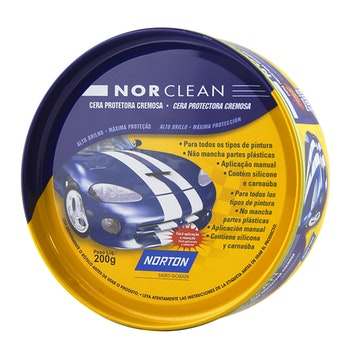 Cera Hobby Norclean Power - 200g - Norton - 05539544762 - Unitário
