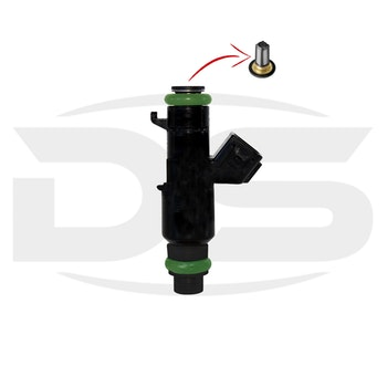 Kit de Filtros para Bico Injetor - DS Tecnologia Automotiva - 71257 - Unitário