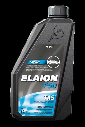 Óleo Lubrificante para Motor ELAION F50 5W40 - YPF - 904096 - Unitário