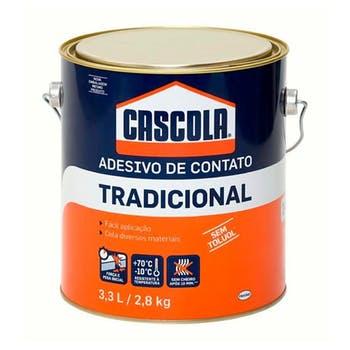 Cola Contato Tradicional 2,8Kg Henkel
