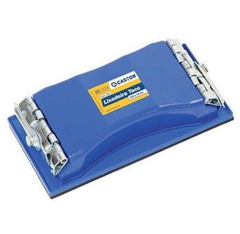 Lixadeira Taco 8,5 x 16,5cm - Castor - 328 - Unitário