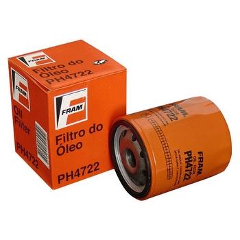 Filtro de Óleo (Mix Filtro) - Fram - PH4722 - Unitário