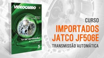 Transmissão Automática - Jatco JF506 - Módulo 2 - VIDEOCARRO - 10.10.00.159 - Unitário