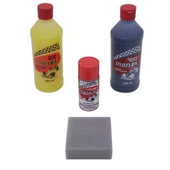 Kit para Lavar Carro - Pérola - 101006 - Unitário