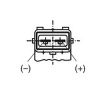 MOTOR DE ARREFECIMENTO GPC 12V 350W - Bosch - 9130451165 - Unitário