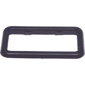 Moldura da maçaneta interna - Porta dianteira/traseira - Direito/Esquerdo - Preto PICKUP 1948 - Universal - 40434 - Unitário