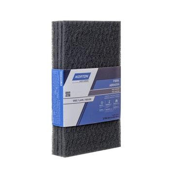 Fibra Abrasiva Pré Pintura - Cinza - Norton - 69957328765 - Unitário