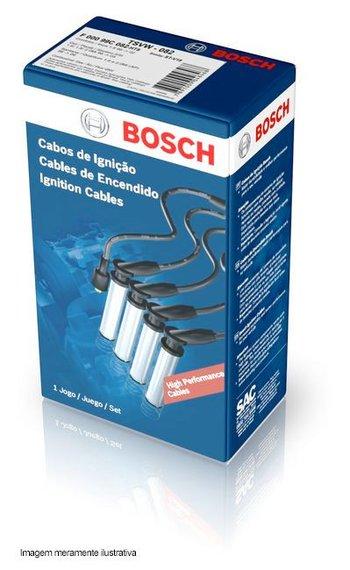 Cabo de Vela - SCFIA -145 - Bosch - F00099C145 - Jogo
