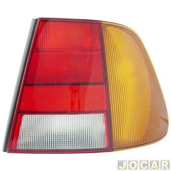 Lanterna Traseira Direita - Valeo - 085855. - Unitário