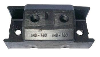 Coxim do Câmbio D10 1989 - Mobensani - MB 189 - Unitário