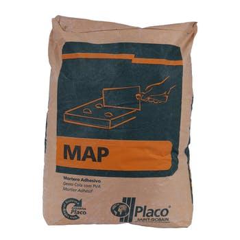 Gesso Cola com PVA MAP 25kg - Placo - 562042003 - Unitário