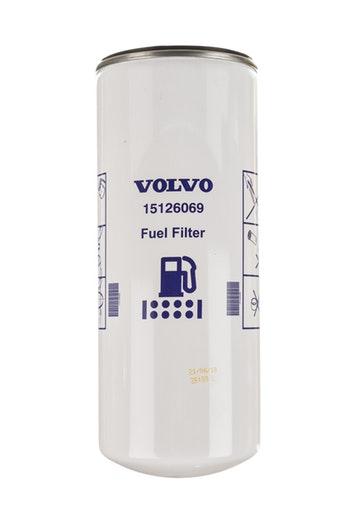 Filtro de Combustível - Volvo CE - 15126069 - Unitário