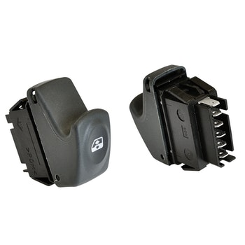 Interruptor do Vidro Elétrico - Universal - 90262 - Unitário