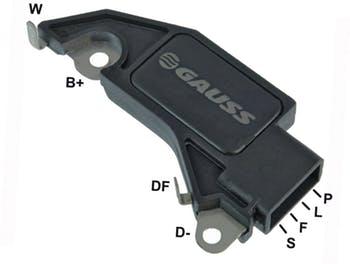 Regulador de Tensão - Gauss - GA408 - Unitário