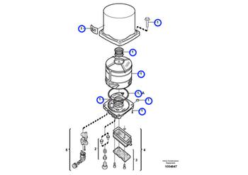 Kit de Filtros - Volvo CE - 20424148 - Unitário
