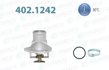 Válvula Termostática - Iguaçu - 402.1242-80 - Unitário