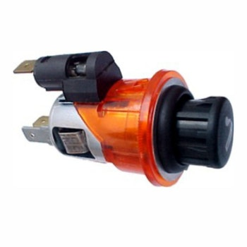 Acendedor Completo - 12V - DNI 0560 - DNI - DNI 0560 - Unitário