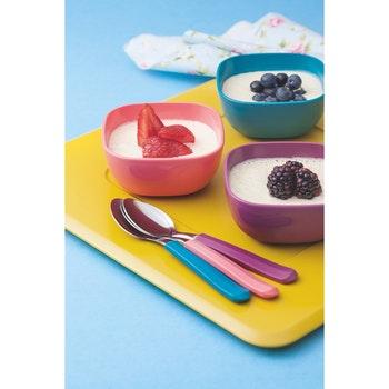 Kit para Sobremesa com 12 Peças - Mixcolor - Tramontina - 25099943 - Unitário