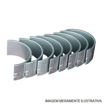 Par de Bronzina do Mancal Central 0,25 mm - Mwm - 922584304147 - Unitário