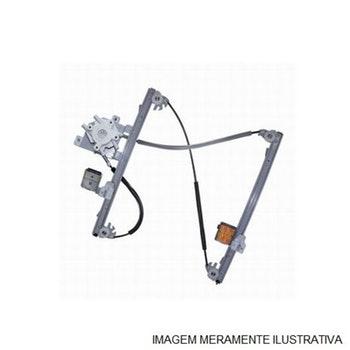 Máquina do Vidro Elétrico Com Motor Original - Universal - 30416 - Kit