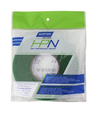 Fita dupla face HPN 19mmx20m - Norton - 66261103795 - Unitário