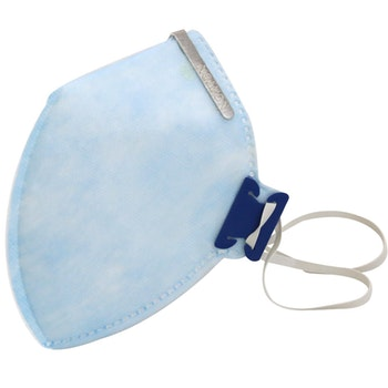 Máscara descartável PFF2 sem válvula - Norton - 66261087581 - Unitário
