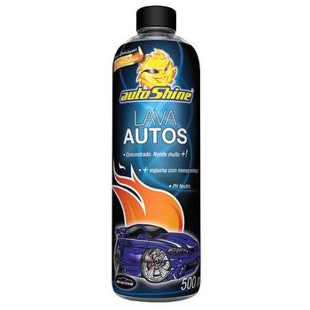 Limpador - AutoShine - 463 - Unitário
