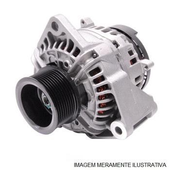 ALTERNADOR KCB2 (>) 14V 50/90A - Bosch - 0124415011 - Unitário