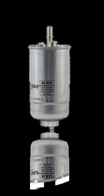Filtro de Combustível - MAHLE - KL422 - Unitário