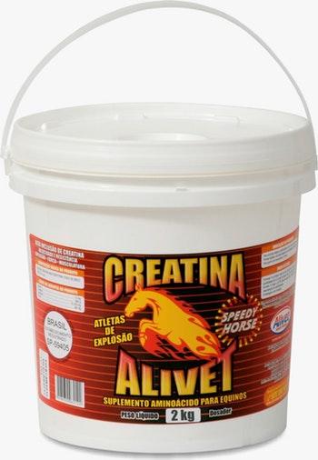 Creatina Alivet Speed Horse - Alivet - 152 - Unitário