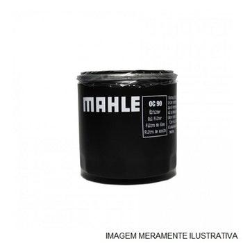 Elemento do Filtro de Óleo - MAHLE - OX71D - Unitário