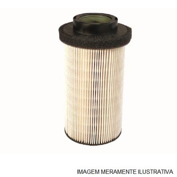 Filtro Blindado de Combustível - Metal Leve - KC608 - Unitário