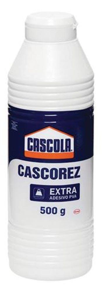 Adesivo PVA Cascorez Extra 500g - Cascola - 1406730 - Unitário