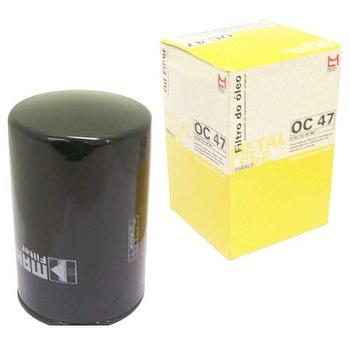 Filtro Blindado de Óleo - Metal Leve - OC47 - Unitário