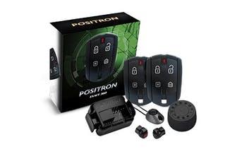 Alarme Automotivo - Positron - EXACT360 - Unitário