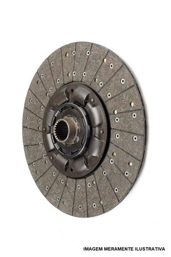 Disco de Embreagem - SACHS - 5555 - Unitário