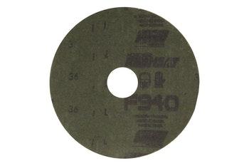 Disco de fibra F940 grão 36 - 115x22mm - Norton - 66261118379 - Unitário