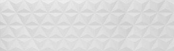 Revestimento Monoporosa Dimensioni Bianco 28 x 92cm - Cerâmica Porto Ferreira - 74519 - Unitário