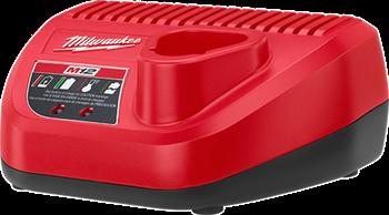 Carregador de Bateria - Milwaukee - 48-2459 - Unitário