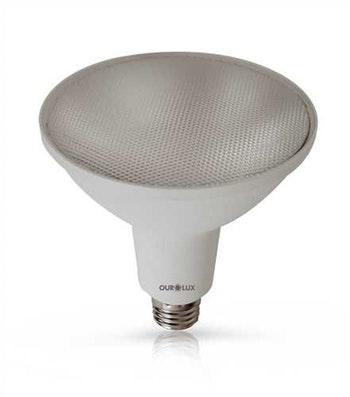 Lâmpada Led Par 20 12W Bivolt E-27 Branca 6500K Ourolux - Ourolux - 1078463 - Unitário